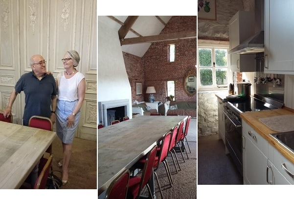 Lindy Wildsmith Bespoke Cookery Classes