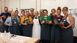 Lindy Wildsmith Cookery Classes at School of Artisan Food